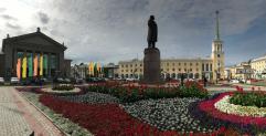 Angarsk ist eine Stadt aus der Sowjetzeit, ungefähr eine Autostunde von Irkutsk entfernt.