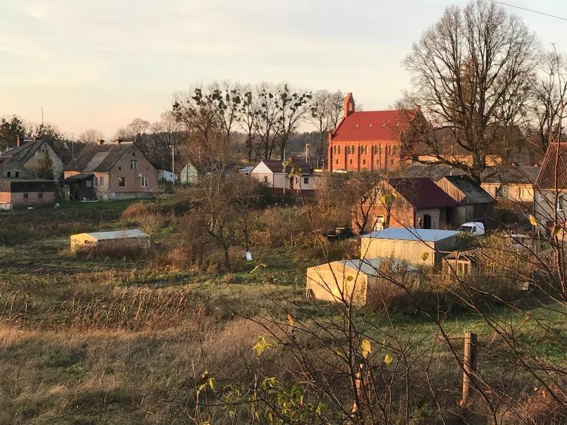 Krasnolesje: Verträumtes Dorf mit grosserGeschichte